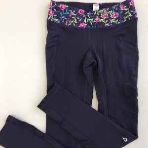 Girls Ivivva Plum Pants Size 8